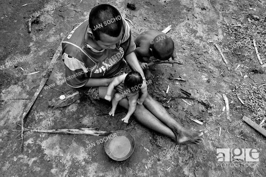 the nukak tribe