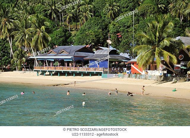 Tioman (Malaysia): Salang Beach