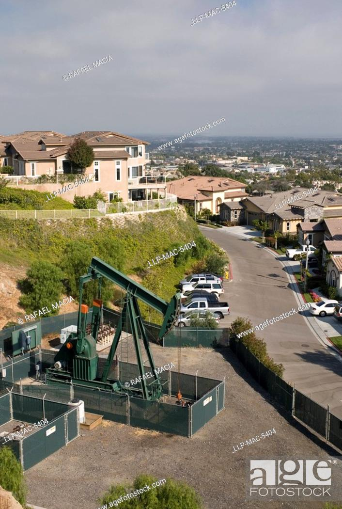 Stock Photo: View of Los Angels.