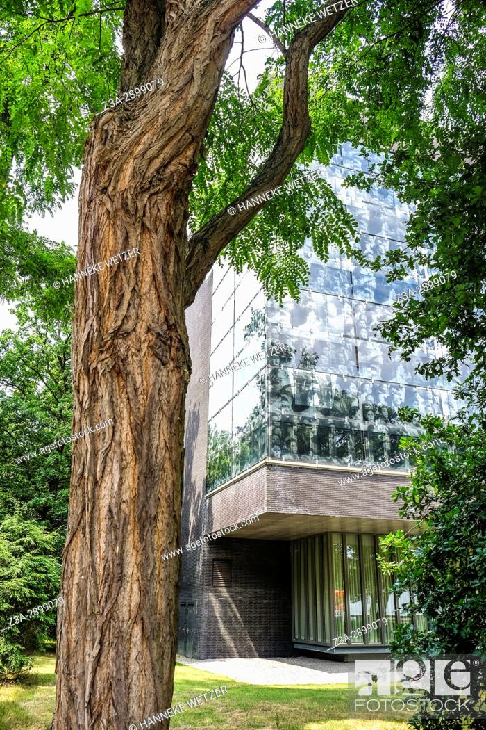 Photo de stock: Architecture at the TUE, the Technical University in Eindhoven, The Netherlands, Europe.
