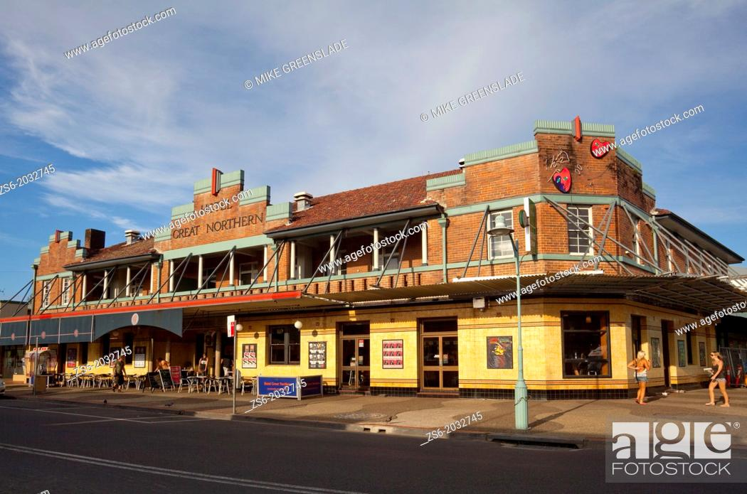 Imagen: The Great Northern Hotel, Byron Bay, NSW, Australia.