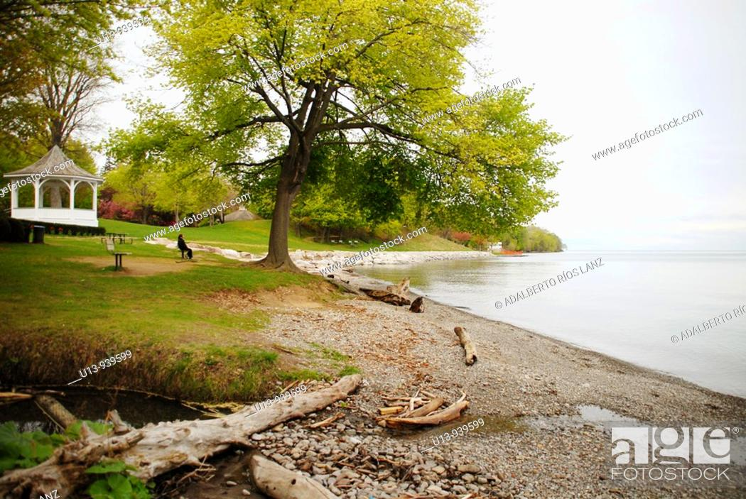 Stock Photo: Niagara On The Lake, Ontario, Canada.