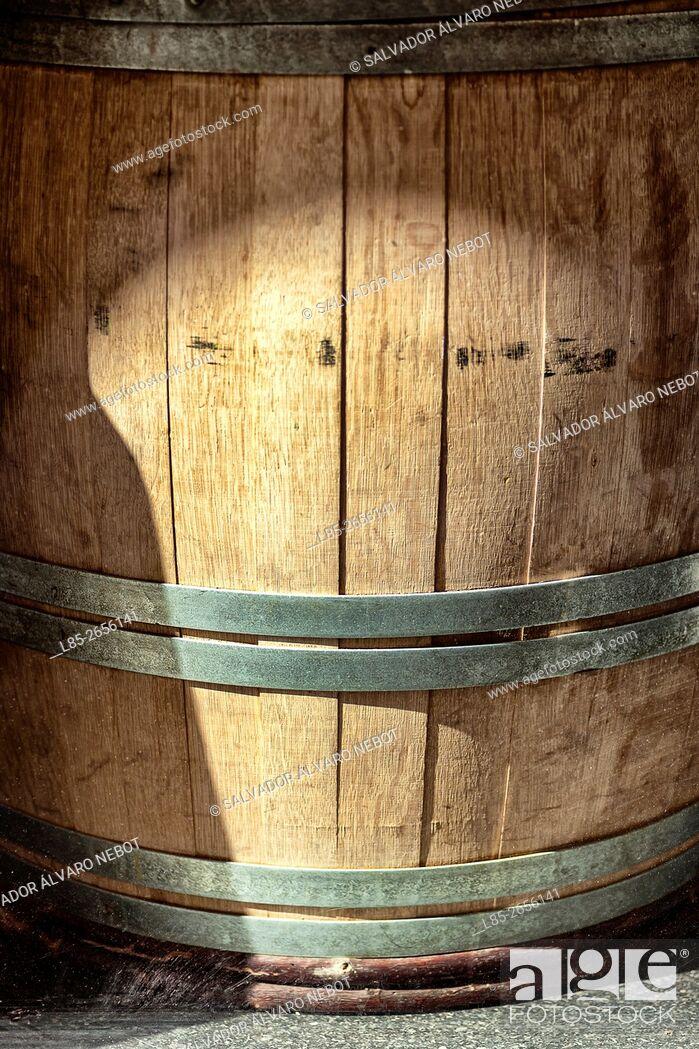 Imagen: Wine Cask.