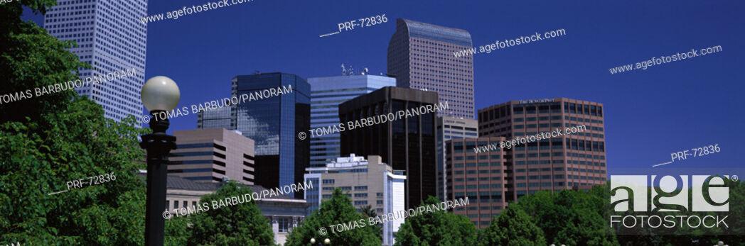 Stock Photo: Denver CO.