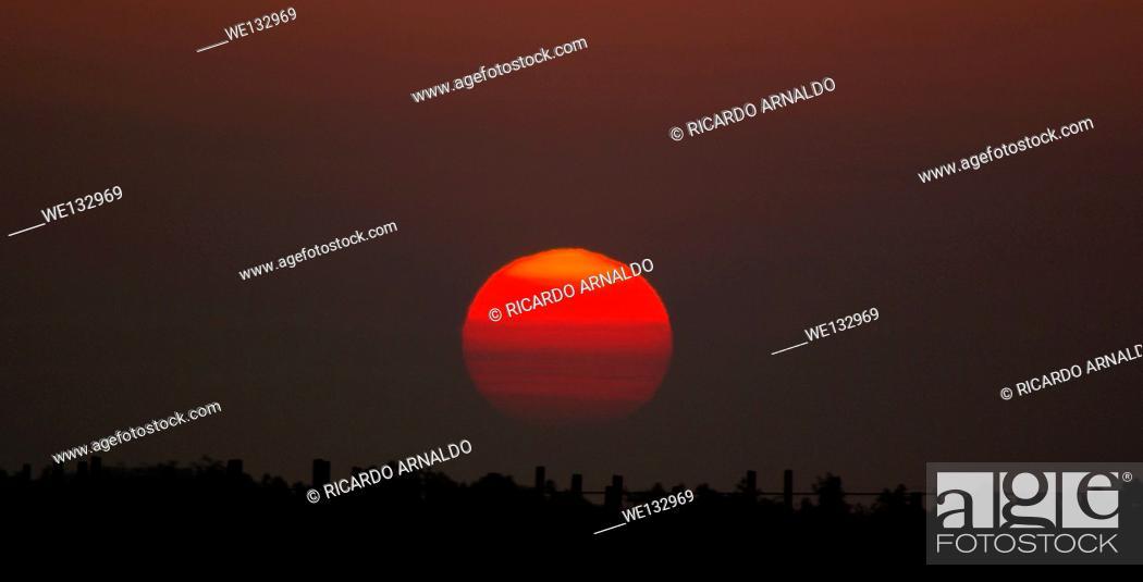 Imagen: A Sunrise in South Florida.