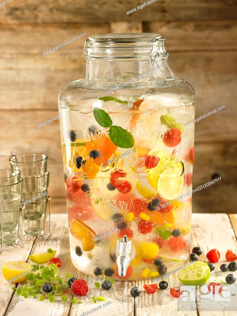 Stock Photo: citrus waters.