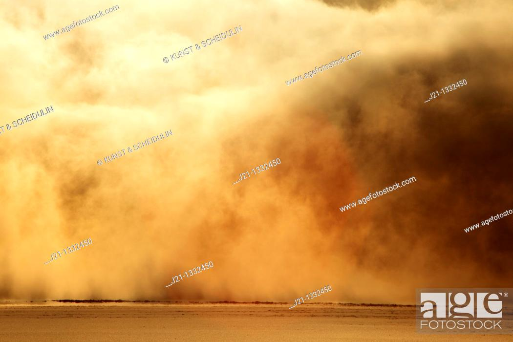 Stock Photo: Clouds of steam rise over a freezing river on a very cold winter day in Sweden.