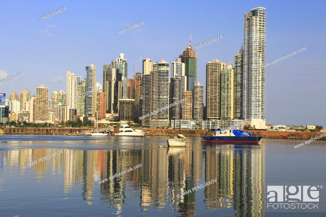 Imagen: Panama City, Panama.