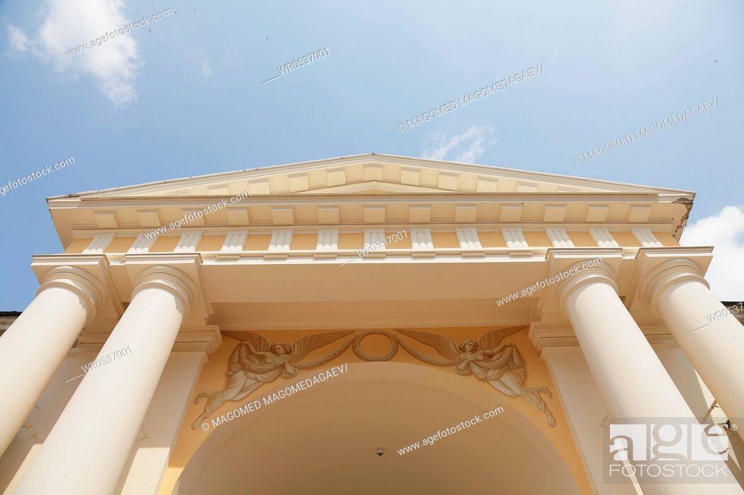 Imagen: Classical Building Architecture.
