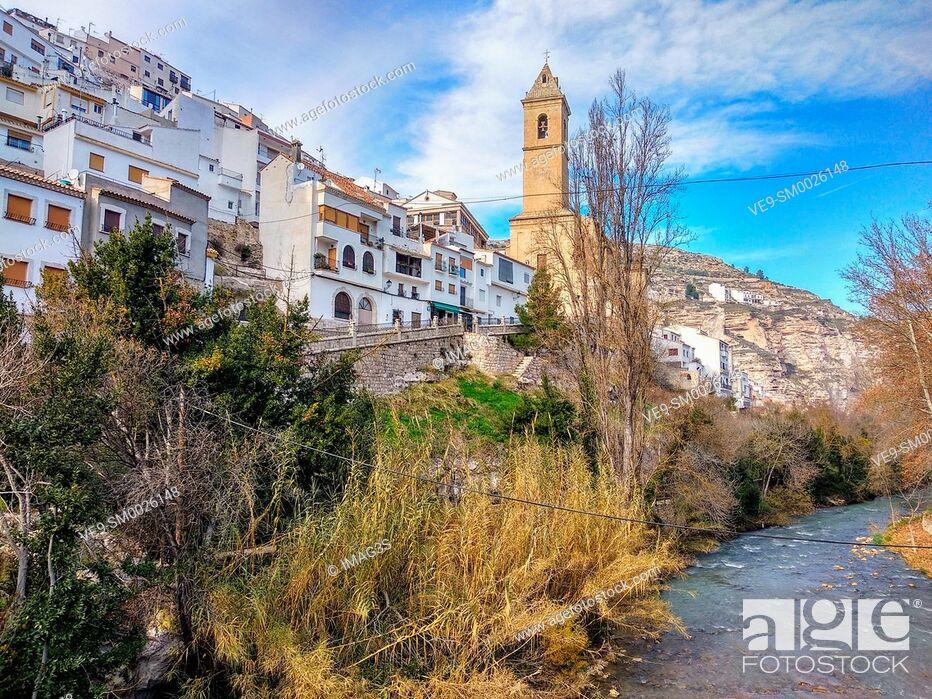 Imagen: Alcalá del Júcar, Albacete province, Spain.