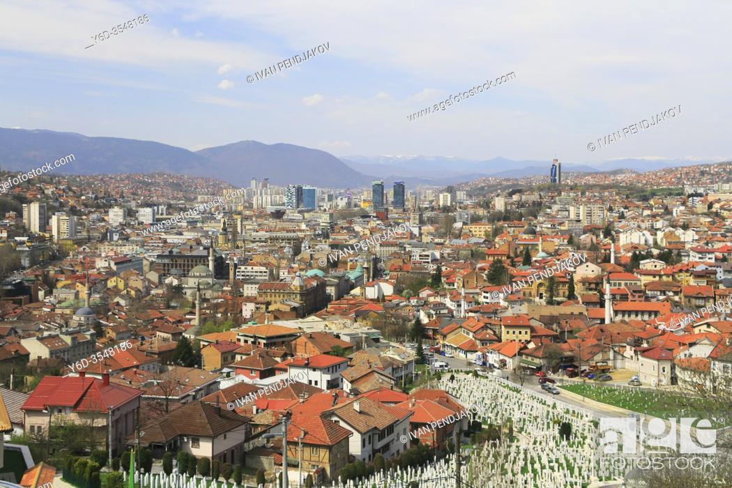 Imagen: Sarajevo, Bosnia and Herzegovina.