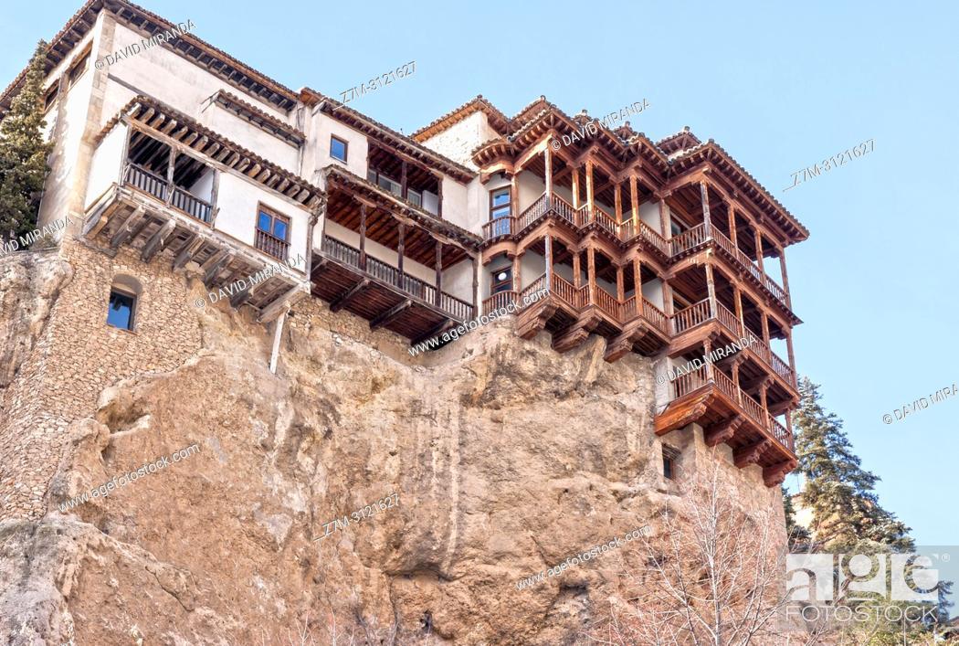 Imagen: Casas colgadas. Cuenca. Castilla la Mancha, Spain.