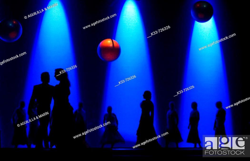 Stock Photo: Ballet Nacional de España.