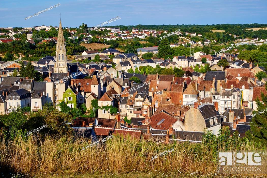 Imagen: France, Indre (36), Argenton-sur-Creuse.