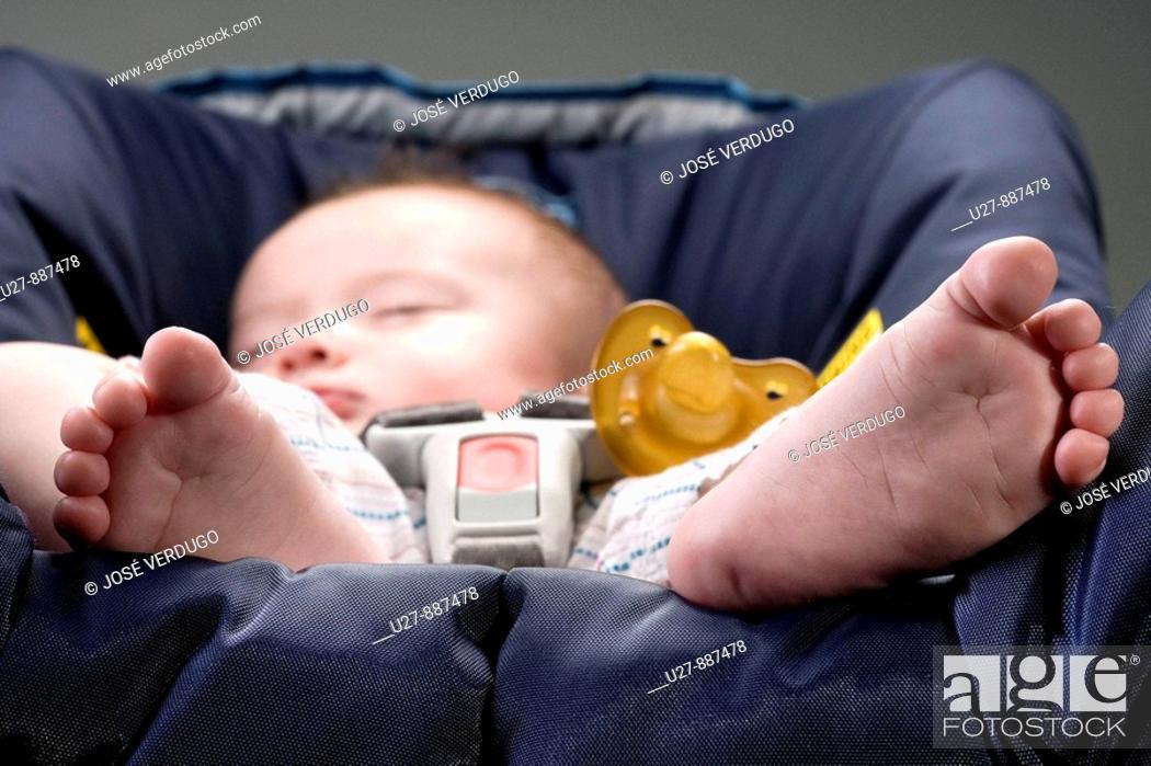 Stock Photo: Baby.