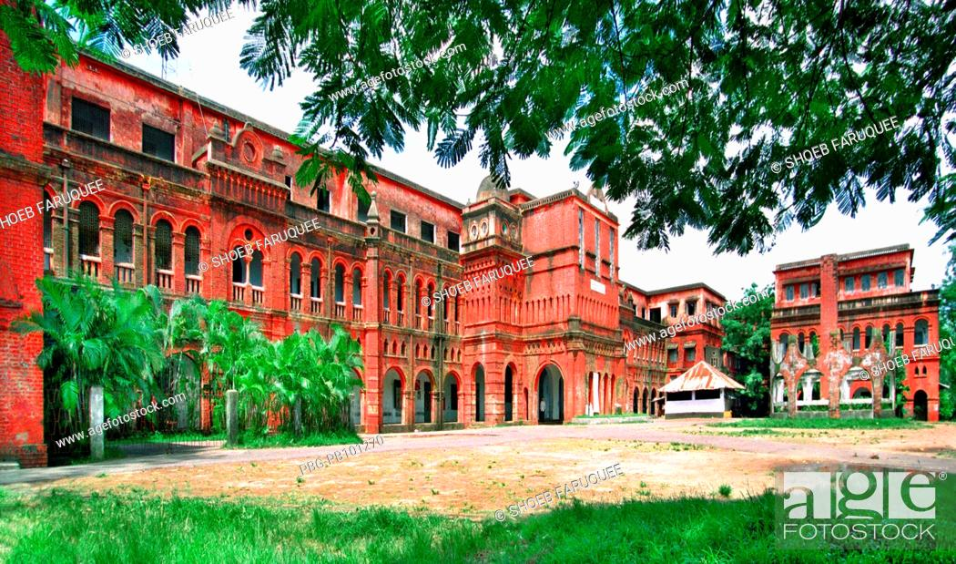 The Chittagong Court Building It was built on Fairy Hill in 1773