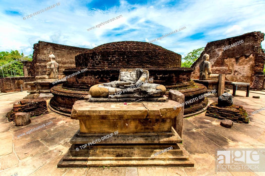 Stock Photo: Sri Lanka;Dambulla;antique;cityscape.