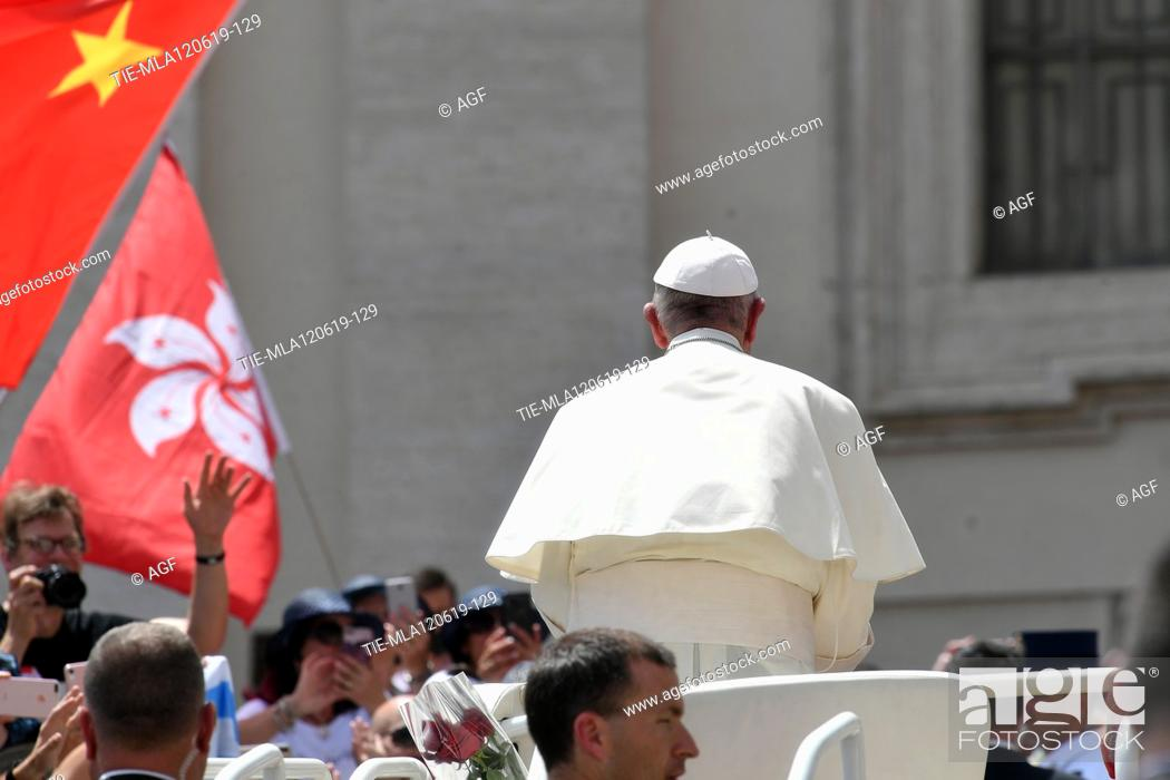 Stock Photo: Pope Francis.
