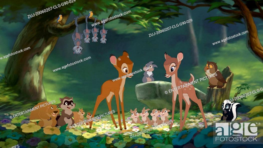 RELEASE DATE: February 7, 2006  MOVIE TITLE: Bambi II
