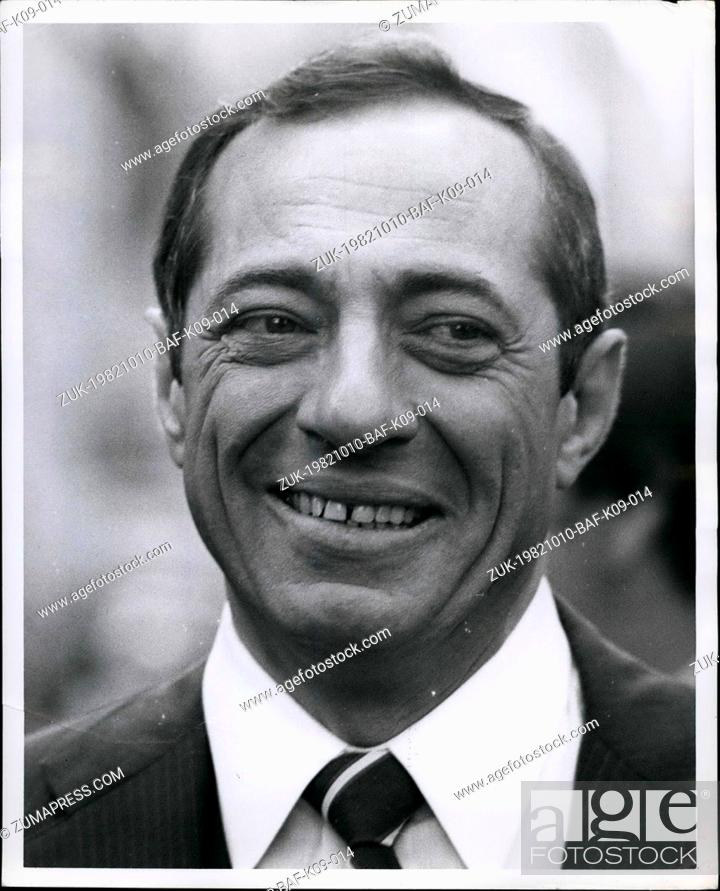 Stock Photo: Oct. 10, 1982 - Monday Oct. 11th 1982, New York City: Italian Americans celebrated columbus day in New York with a March up fifth avenue.