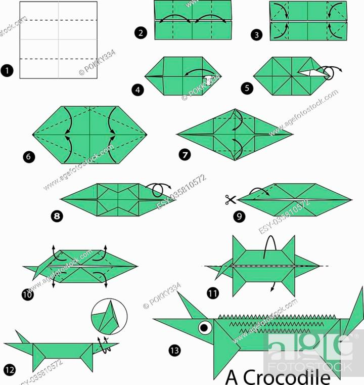 Origami Pikachu Tutorial ☆ Pokemon DIY ☆ Paper Kawaii - YouTube | 738x699