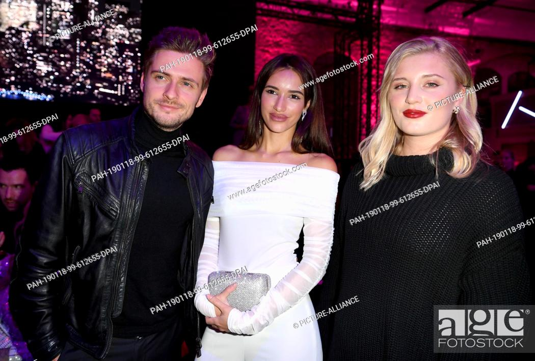 17 January 2019 Berlin Jorn Schlonvoigt Hanna Weig And
