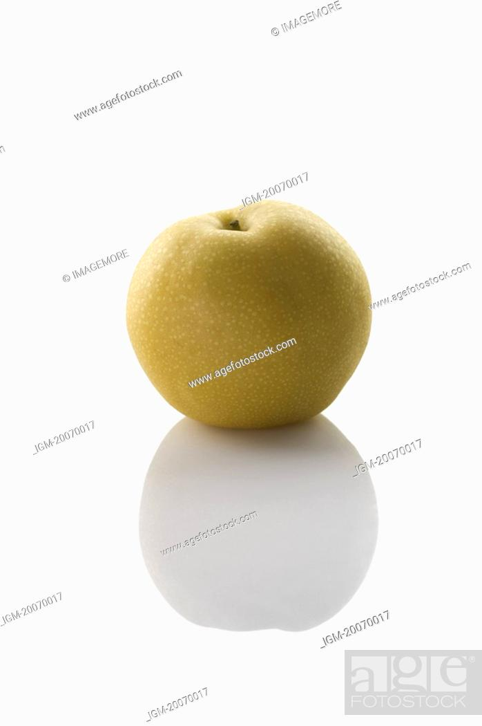 Stock Photo: Dangshan Pear, Pear.