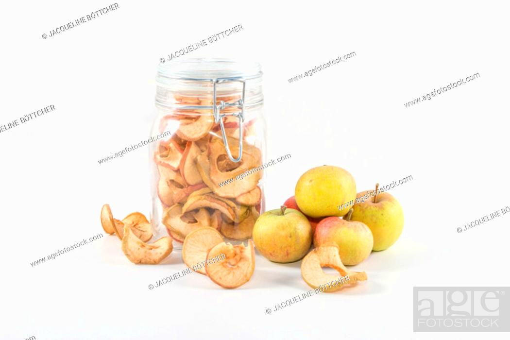 Stock Photo: Dry fruits released.