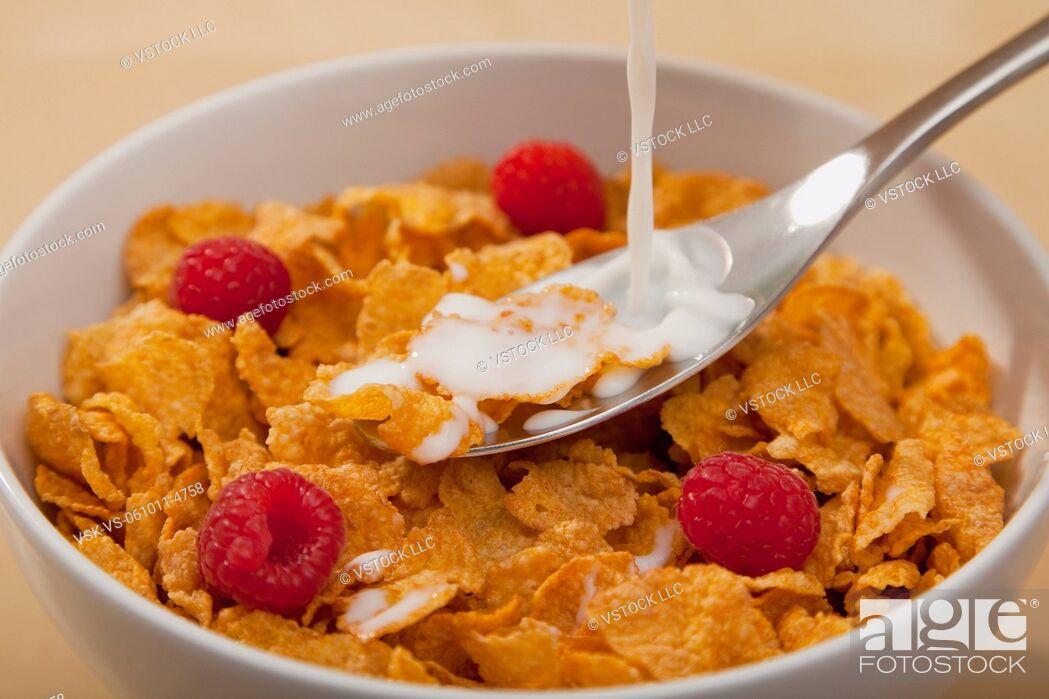 Imagen: Bowl of cereal.