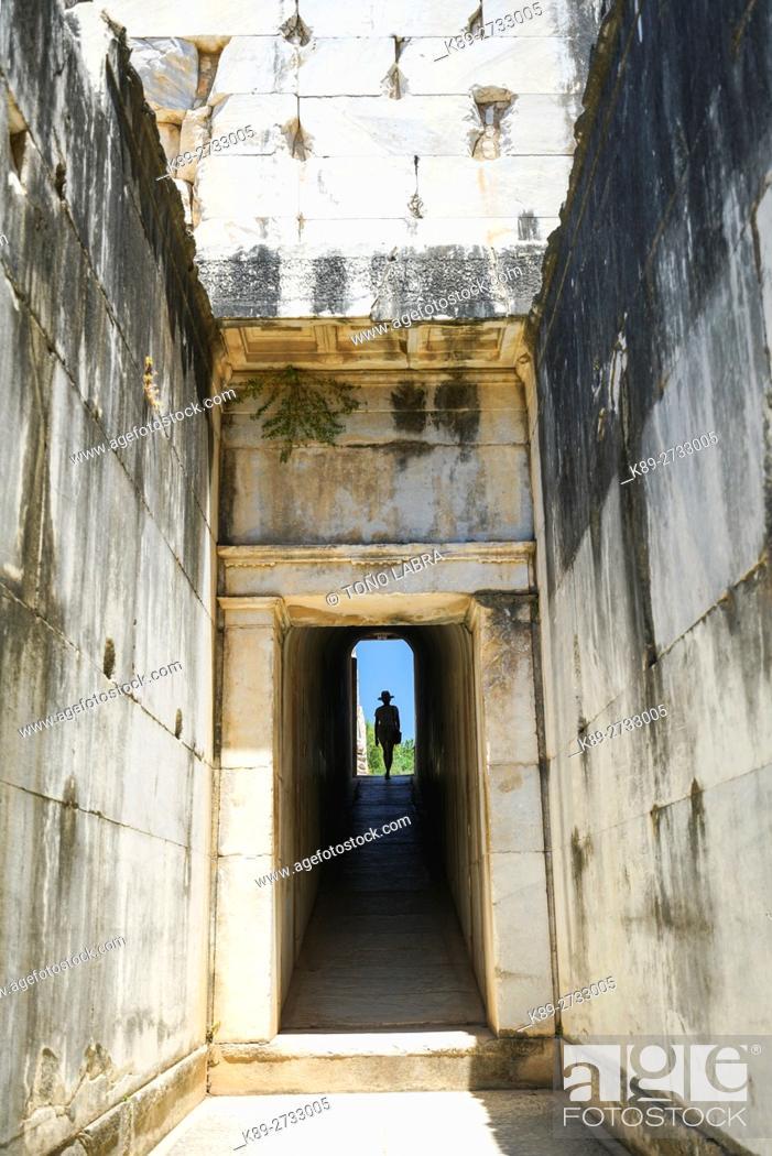 Imagen: Temple of Apollo. Didyma. Ancient Classic Greece. Asia Minor. Turkey.