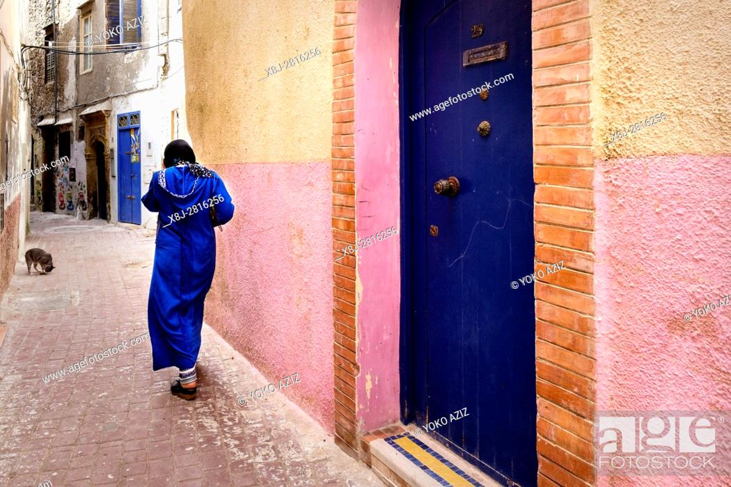 Imagen: Morocco, Essaouira.