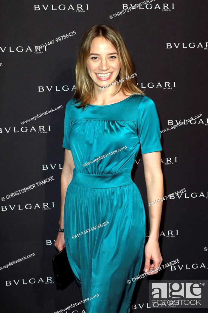 Jytte Merle Böhrnsen Attending The Bvlgari Rvleyournight Party