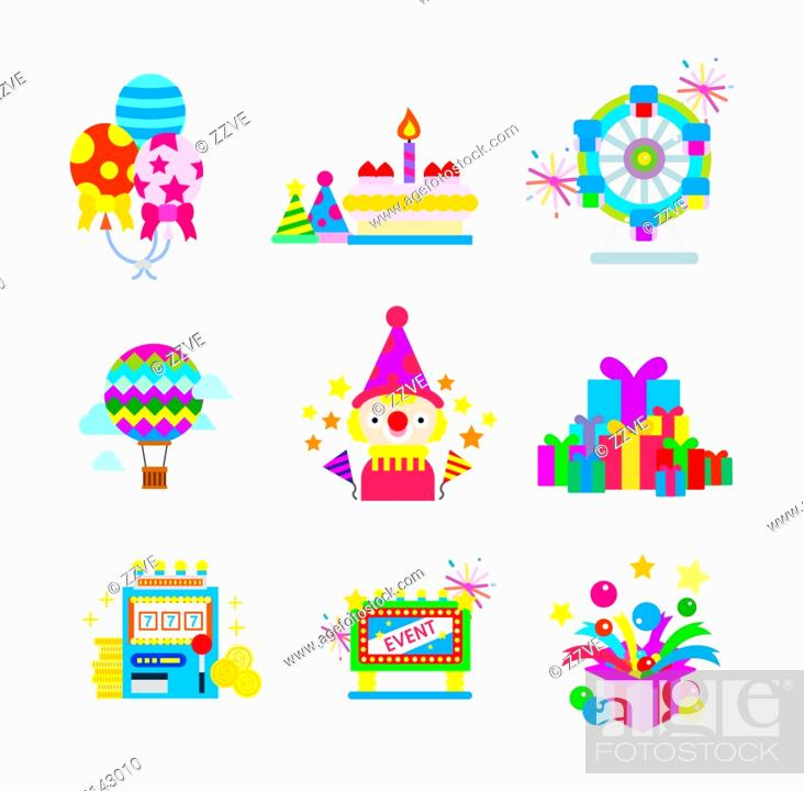 Stock Photo: celebration party.