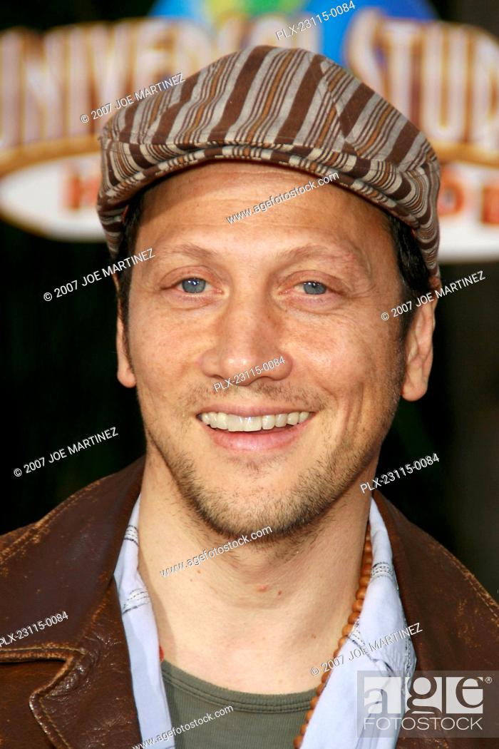 Stock Photo: I Now Pronounce You Chuck and Larry (Premiere) Rob Schneider 7-12-2007 / Gibson Ampitheatre and CityWalk Cinemas / Universal City.