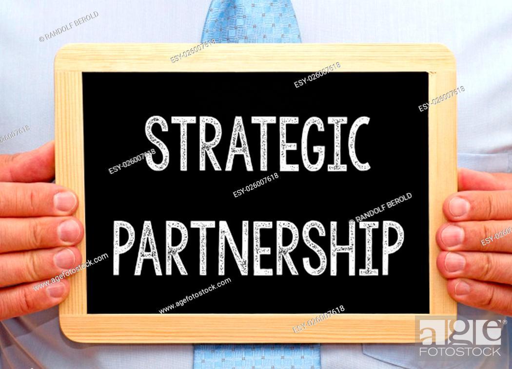 Imagen: Strategic Partnership.