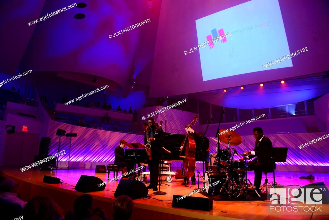 Miami Beach Jazz Fest - Living Legends of Jazz at New World Center ...
