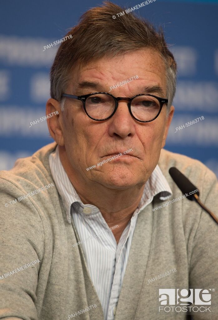 Imagen: French director Benoit Jacquot attends the press conference for 'Diary of a Chambermaid' during the 65th annual Berlin Film Festival, in Berlin, Germany.
