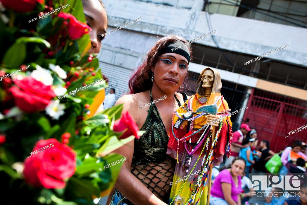 Mexican transsexual
