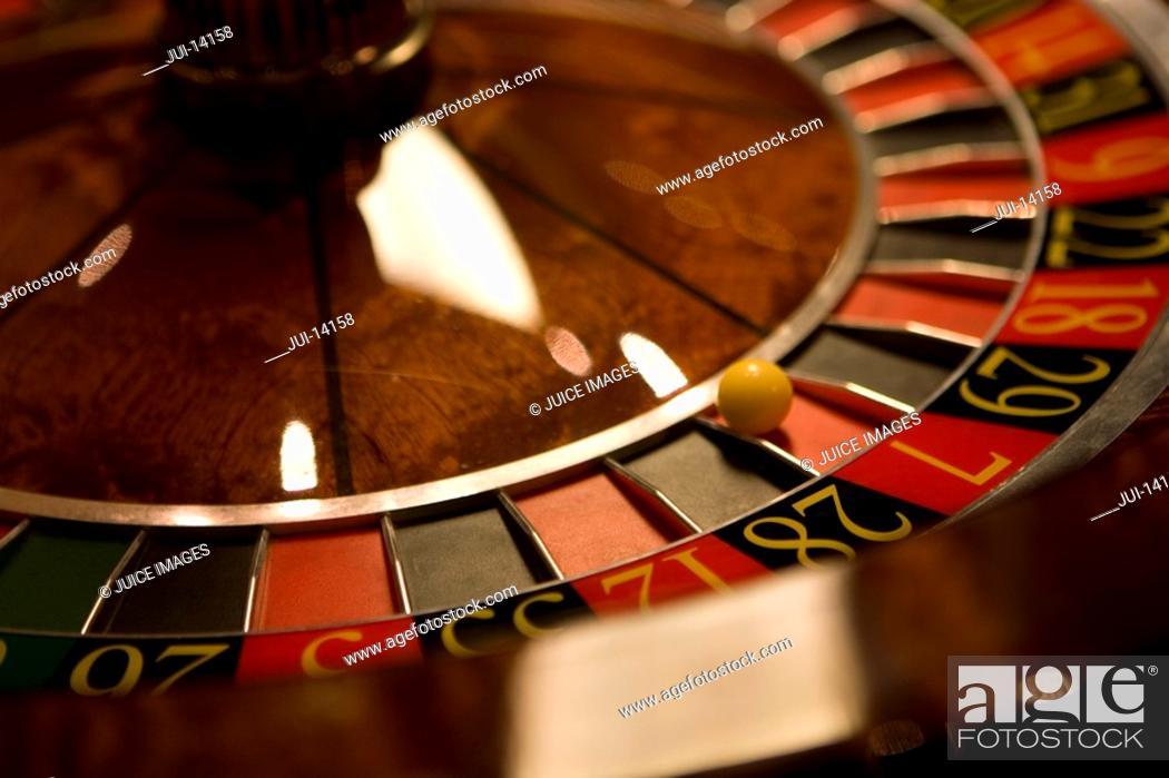 Stock Photo: Roulette.