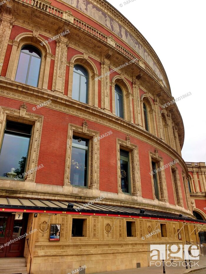 Imagen: Royal Albert Hall, London, England, UK.