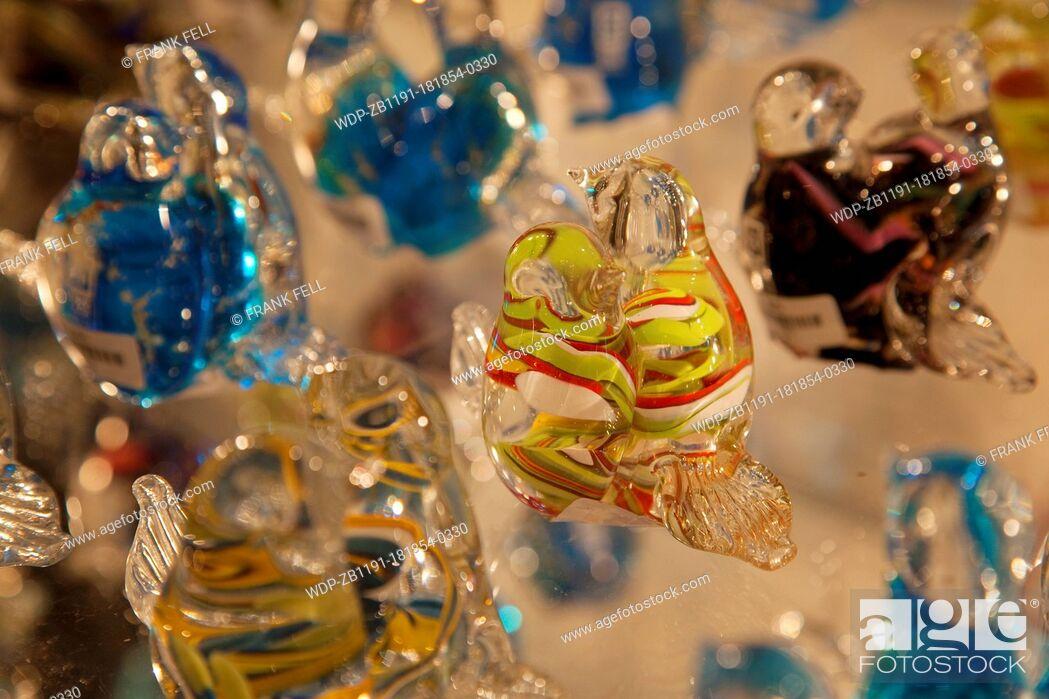 Stock Photo: Maltese Islands, Malta, Mdina, Colourful Glass.