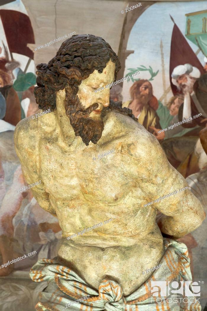 Imagen: The scourging of Jesus, Sacro Monte di Varese.