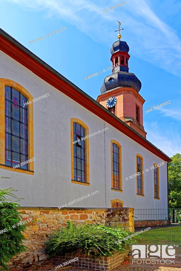 Imagen: Parish church Saint Michaels, Rheinzabern Germany.
