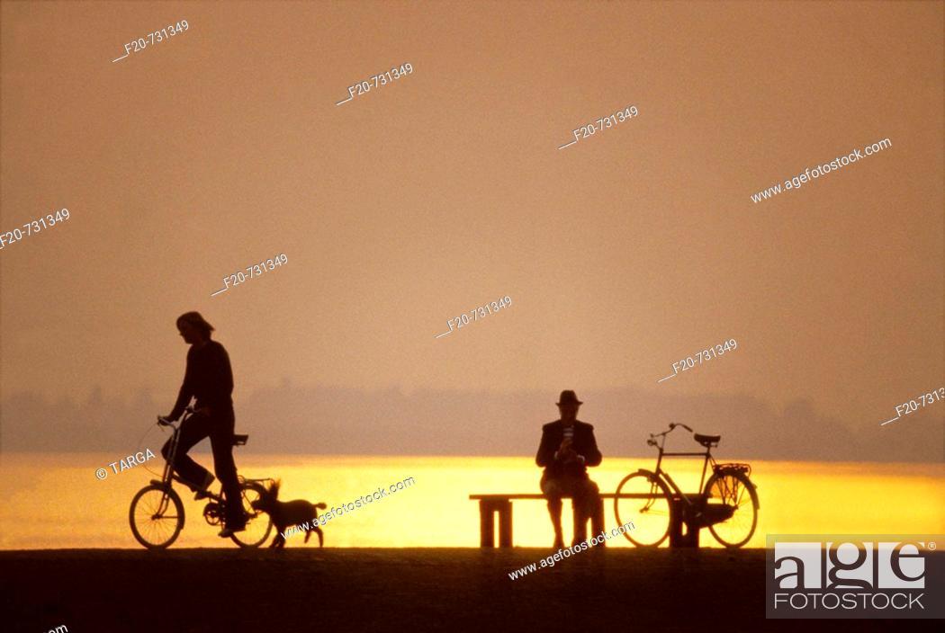 Stock Photo: Marken, The Netherlands.