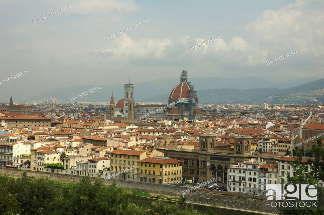 Imagen: FLORENCE, ITALY.