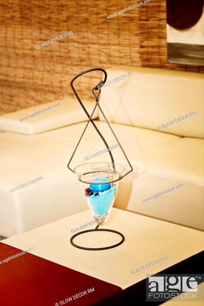 Photo de stock: Showpiece on a table.
