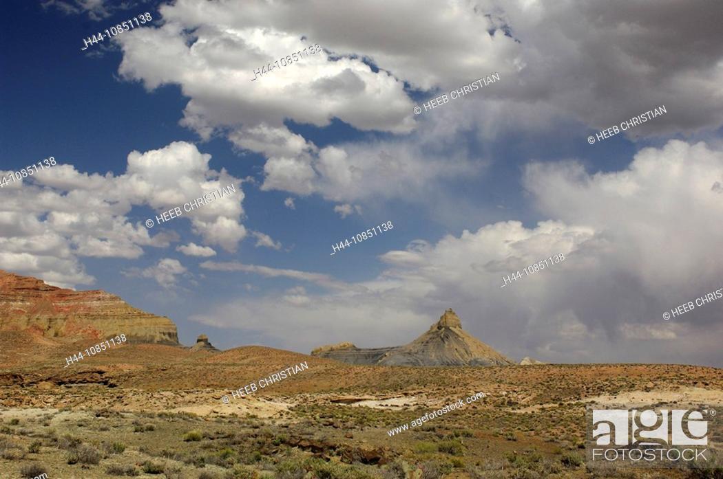 Stock Photo: 10851138, Usa, Page, Utah, Glen Canyon National Re.