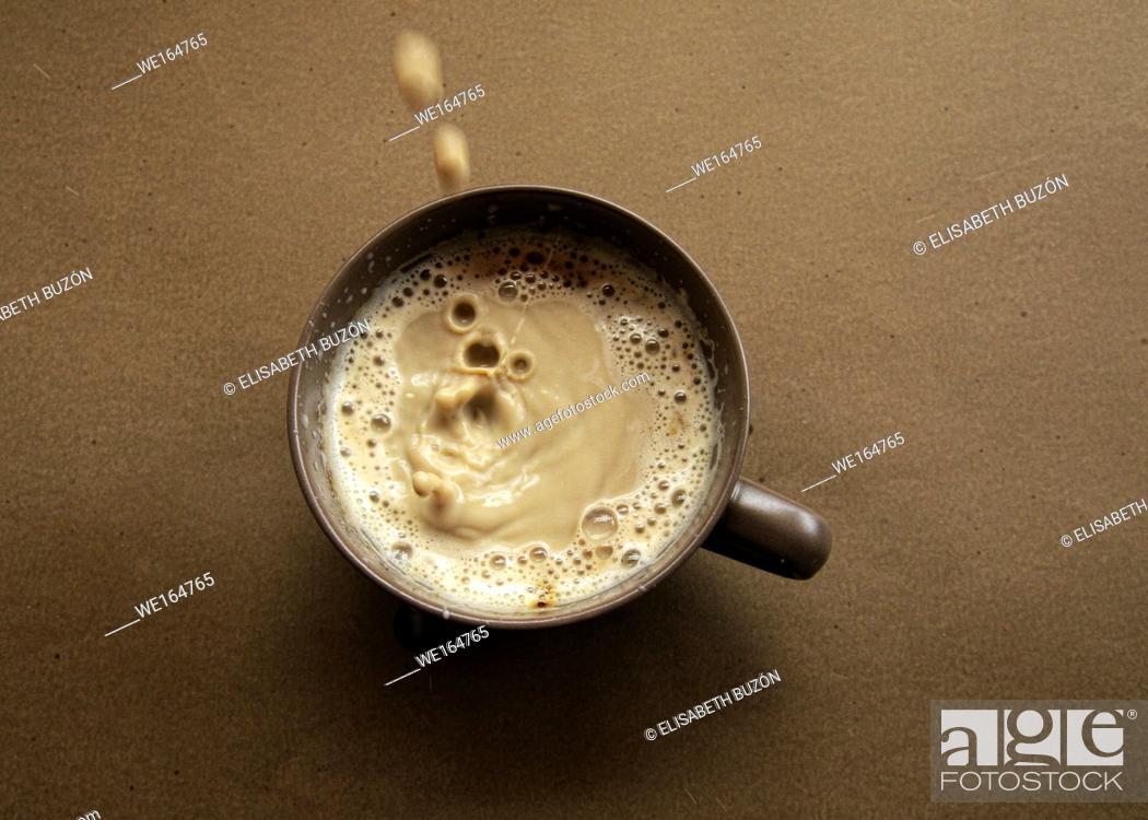 Photo de stock: Cup of coffee.