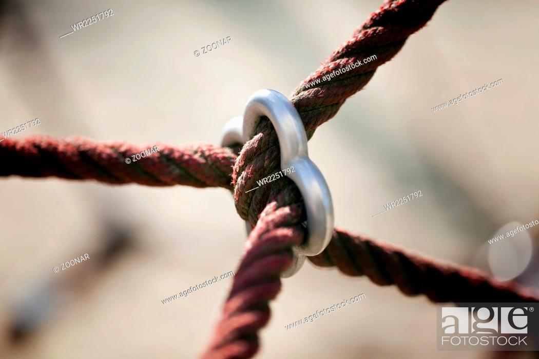 Stock Photo: rope.