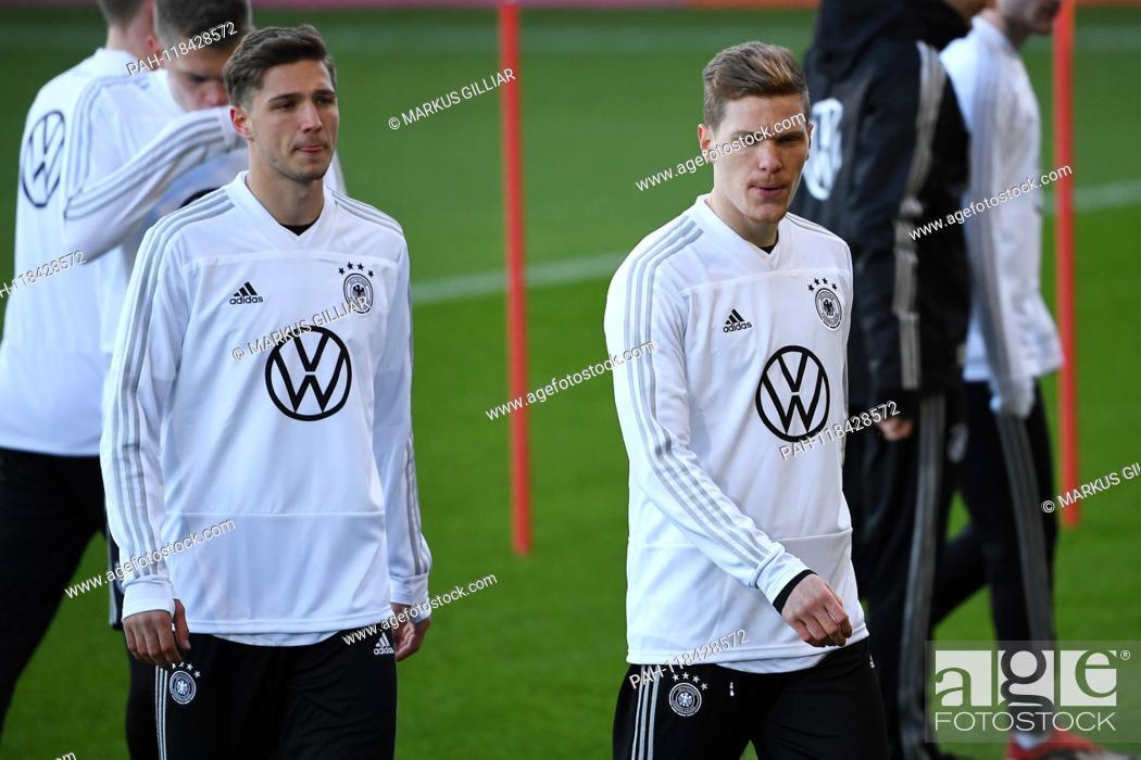 on sale 43a9f 7da94 Leon Goretzka (Germany) and Marcel Halstenberg (Germany ...